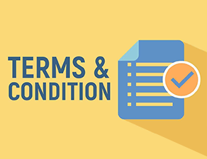 User Terms and COnditions