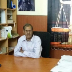 Kishan Dutt Kalaskar Retired Judge